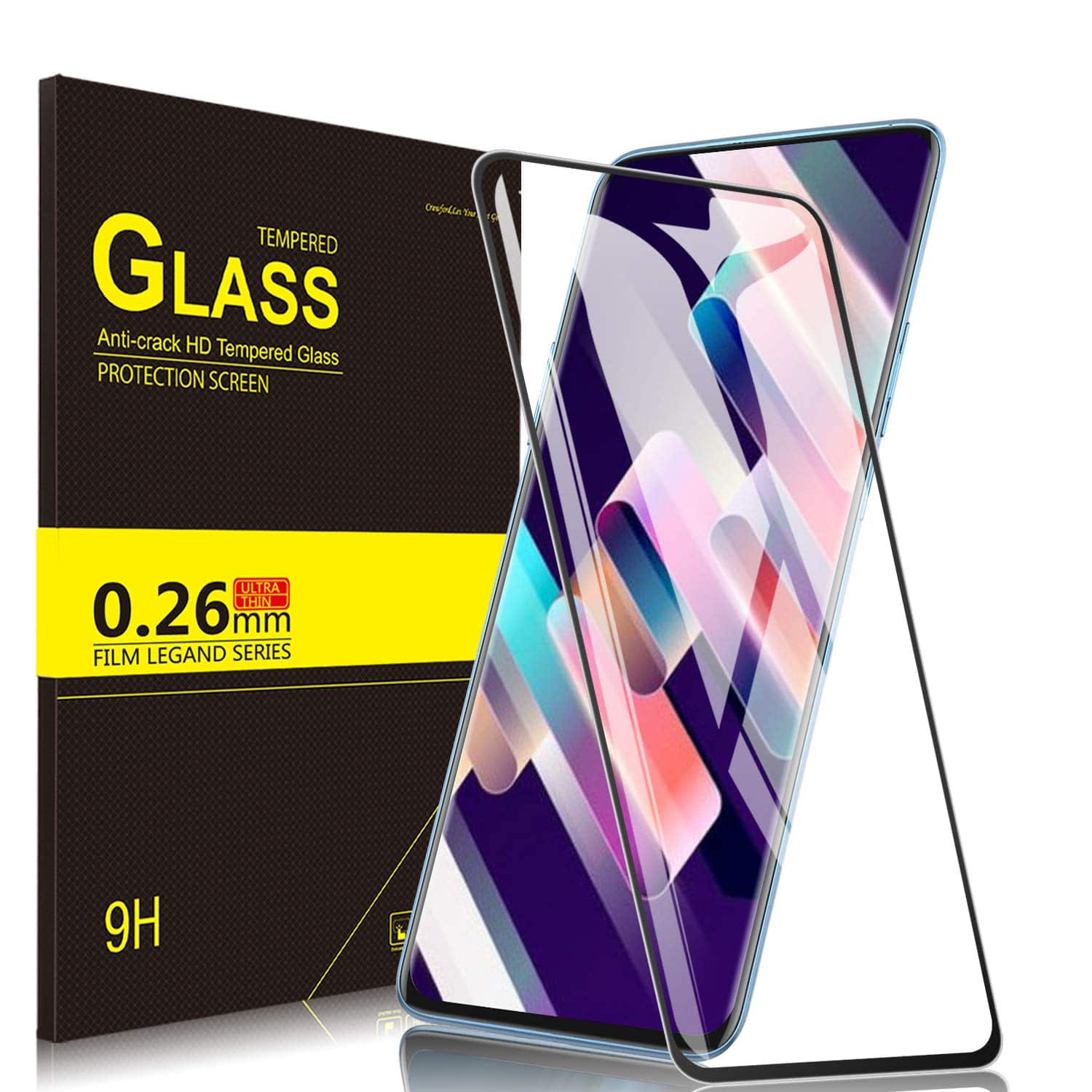 Yocktec Best OnePlus 7 Pro Screen Protectors