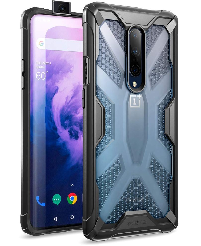 Protective Clear Bumper OnePlus 7 Pro Case