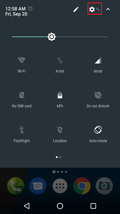 Check OnePlus Phone Temperature