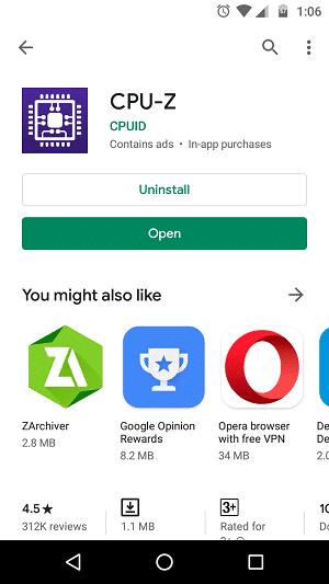 cpuz app