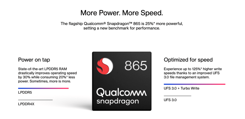 oneplus 8 pro processor