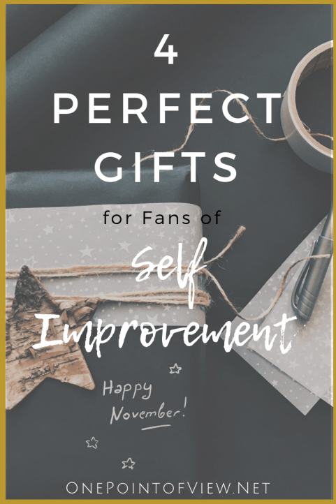 4 Perfect Gifts For Fans of Self Improvement - Regardless of their enthusiasm for self-improvement, people are always thinking about how they could do a little better in the personal department. Here are a few ideas for you to help them get ahead of those resolutions.