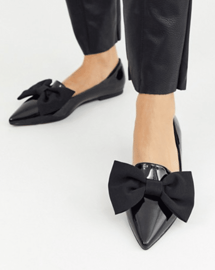 Ballet Flats Pointed