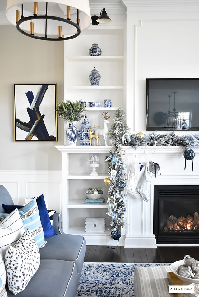 Christmas Decor Inspiration-OnePointofView.net-Citrineliving