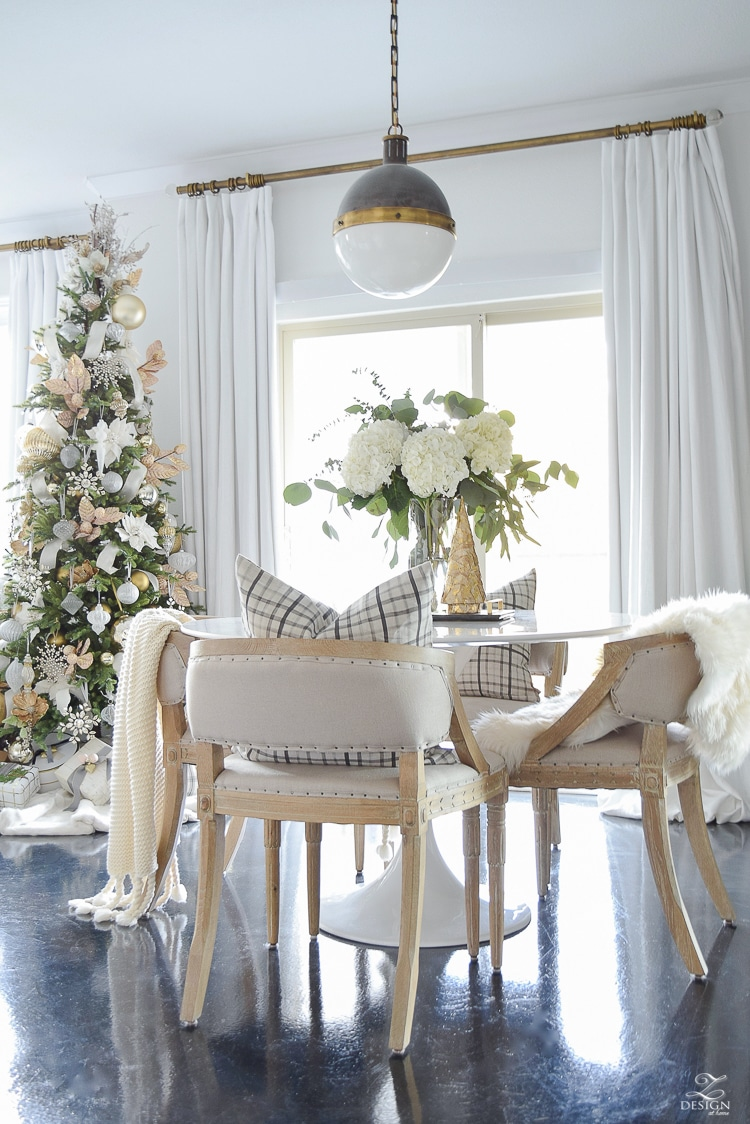 Christmas Decor Inspiration-OnePointofView.net-ZDesignatHome
