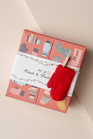 Holiday Christmas Gifts 2020 - Anthropologie Christmas set, Gift for Her
