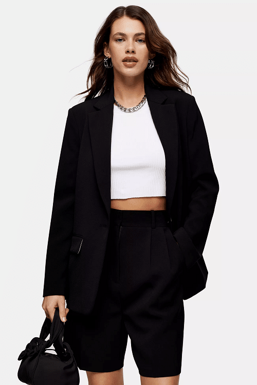 Black Blazer - Wardrobe Basics - Must-Have Items