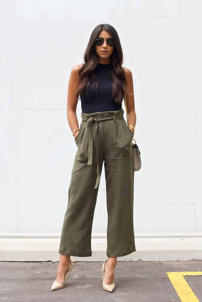 To have and to Hold:Say Hello To Spring Fashion Pieces - Wide Leg Pants