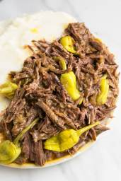 Crockpot Mississippi Roast Recipe