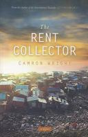 Book cover for The Rent Collector by Camron Wright
