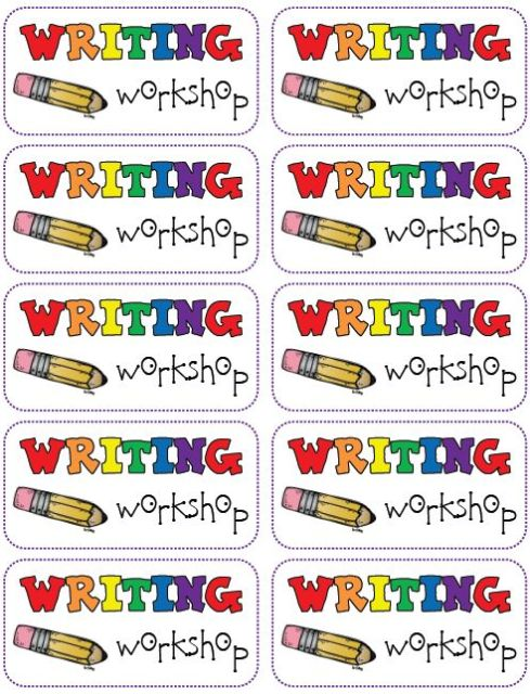 http://www.teacherspayteachers.com/Product/Writing-Workshop-Labels-FREEBIE-842408