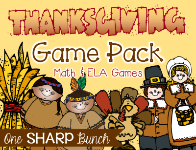 http://www.teacherspayteachers.com/Product/Thanksgiving-Game-Pack-Math-Literacy-Games-986189