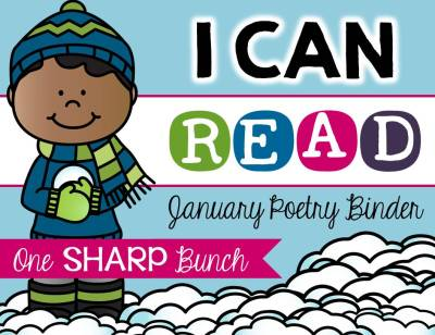 http://www.teacherspayteachers.com/Product/I-Can-Read-Poetry-Binder-January-1630485