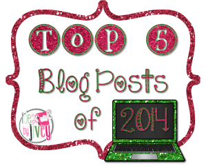 Top 5 Blog Posts of 2014