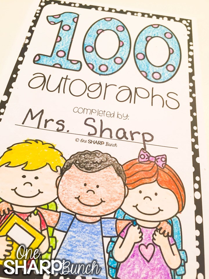 photo relating to 100 Days Smarter Printable known as 100th Working day of College Things to do, Crafts FREEBIES