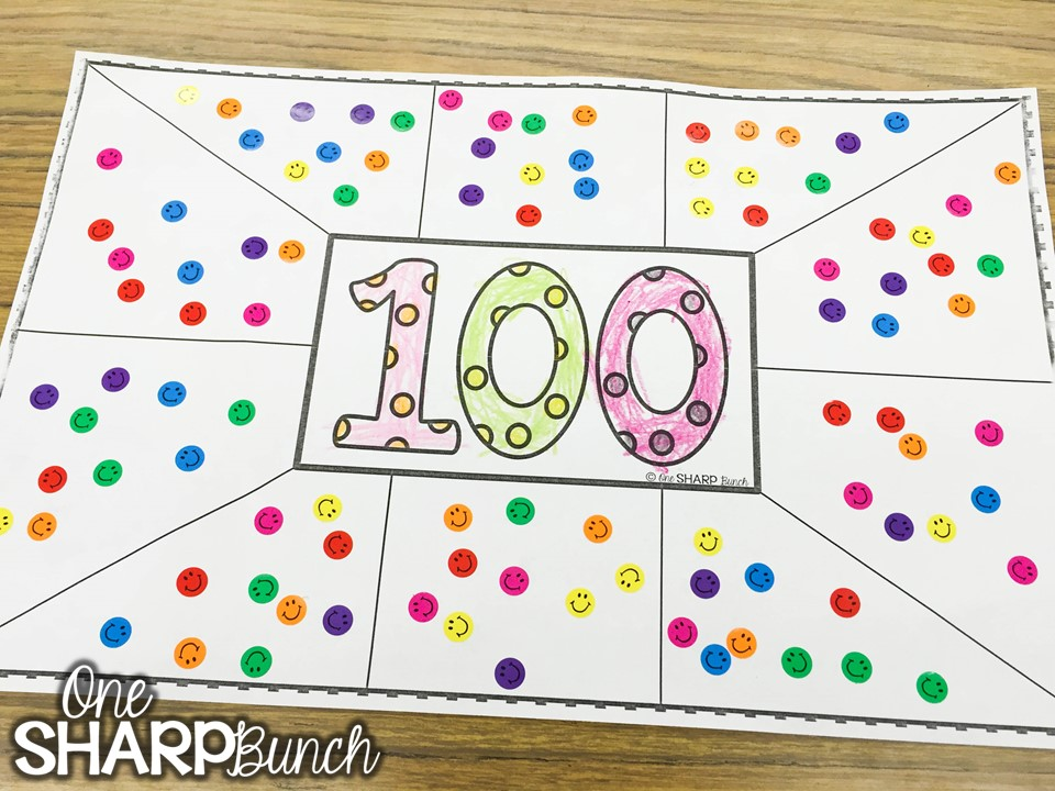 100th Day Of School Activities Crafts Amp Freebies
