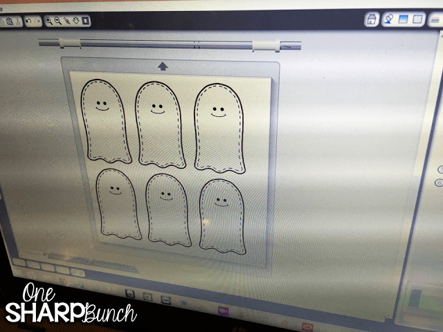 Step-by-step DIY felt board and felt ghosts storyboard!