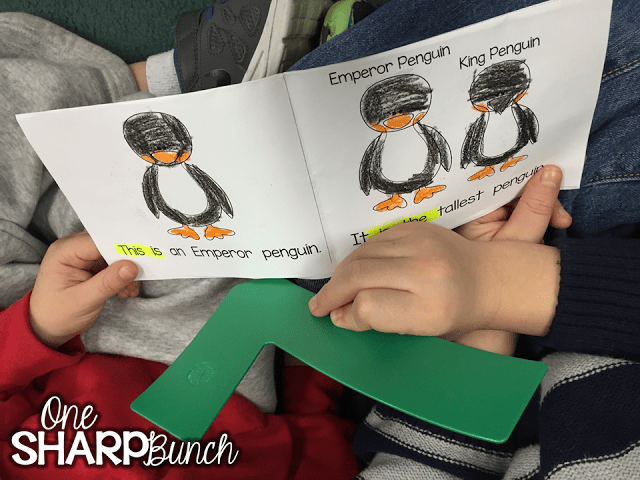 This post has so many integrated penguin activities, covering each content area, as well as penguin crafts to display the students' learning! Grab the FREE penguin blubber experiment printable to use with your Kindergarten and primary students!