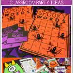Keep your little goblins distanced, yet engaged, and your classroom Halloween party well-managed with these social distancing Halloween party ideas for the classroom, including Halloween crafts, Halloween games and Halloween treats! These no contact Halloween party activities are sure to be a spooktacular hit this fall!