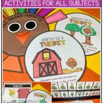 Learn all about turkeys with these 35 thematic turkey activities for all subjects! These easy prep Thanksgiving activities are perfect for preschool, kindergarten and first grade. Includes fall turkey crafts, turkey math activities, turkey reading activities, turkey writing activities, turkey science activities, turkey social studies activities and turkey games! #turkeycrafts #turkeyactivities #turkeymath #turkeyreading #turkeyscience #thanksgivingactivities #thanksgivingcrafts #turkeygames #thanksgivinggames #fallactivities #fallgames #fallcrafts