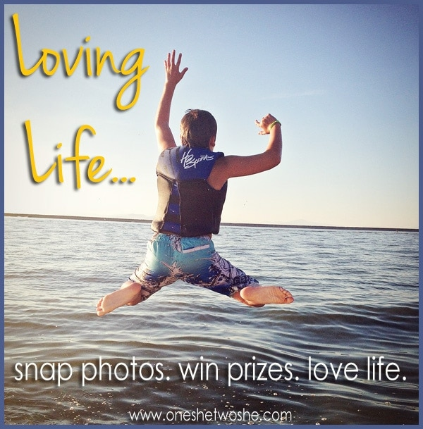 Snap Photos. Win Prizes. Love Life. (Instagram July 2013 ...