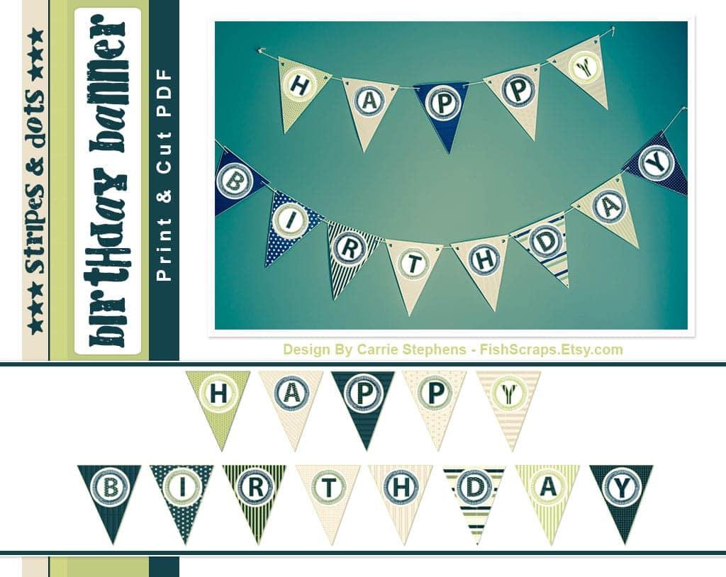 Stripe&Dot-Birthday-Banner-FishScraps