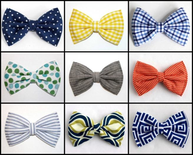 Bow Tie Giveaway Collage