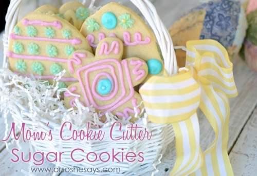 Cookie Cutter Sugar Cookies www.orsoshesays.com