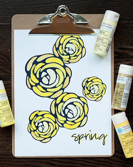 yellow-painted-spring-print