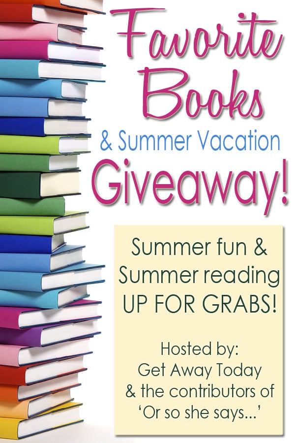 Favorite Books Giveaway