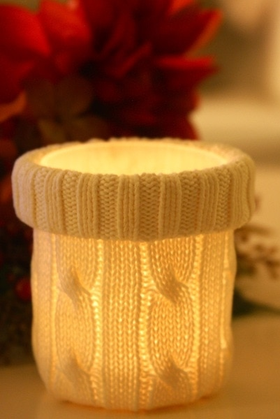 candle cozy