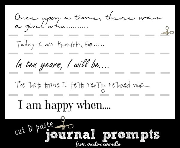 creative writing journal prompts Autumn creative writing prompts for kids   have fun describing your favorite fall food, a harvest party, or what that silly squirrel with these prompts.