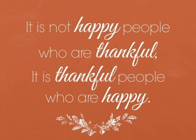 Gratitude Printable!