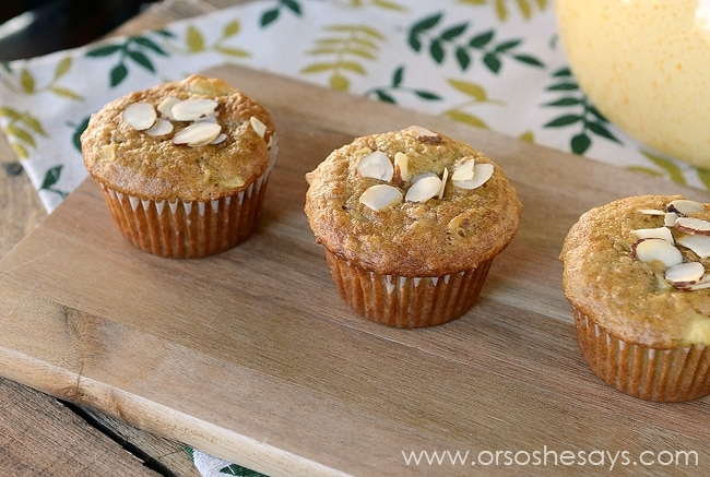 Apple Cinnamon Bran Muffins 2