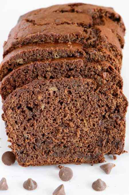 Chocolate Chai Banana Bread