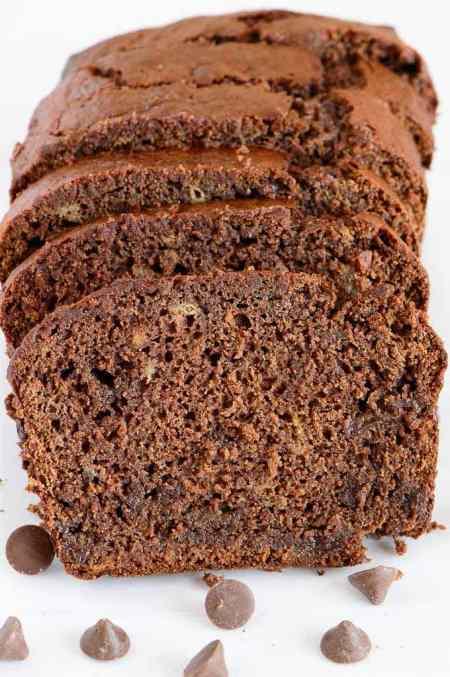Chocolate Chai Banana Bread