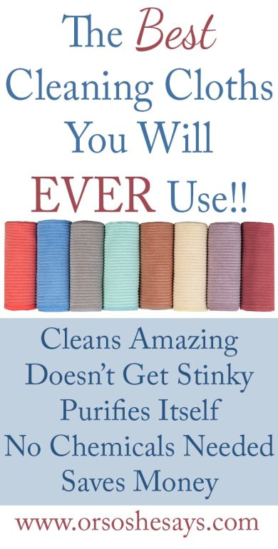 The Best Cleaning Cloths