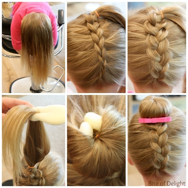 Upside Down Dutch Braid | Hair Tutorial | Little Girl Hairstyles