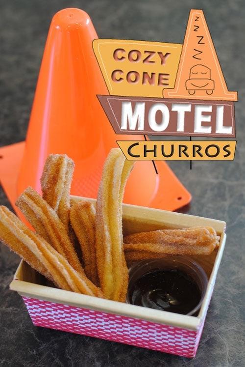 cars land churros