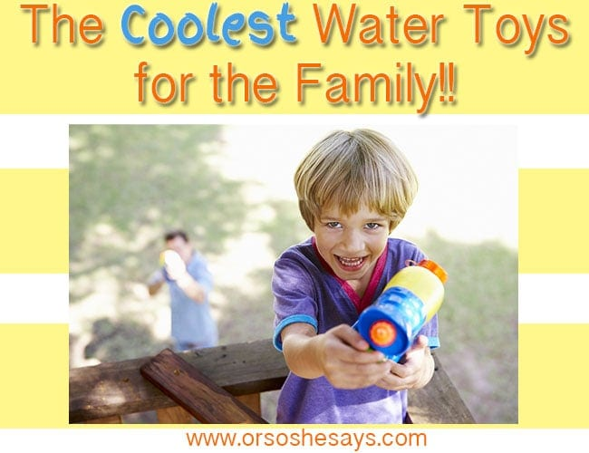 Water Fun for Kids ~ Top Rated Products!!