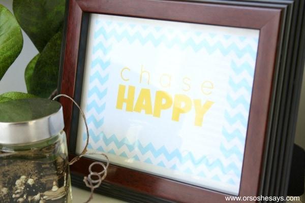 chase happy