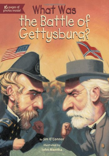 What Was the Battle of Gettysburg? ~ AWESOME Products for Teaching Kids About Civil War ~ plus lots of other educational posts!