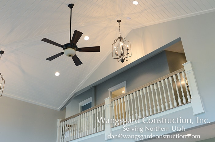 Awesome ceiling! Lots and lots of finish work ideas for the home!!