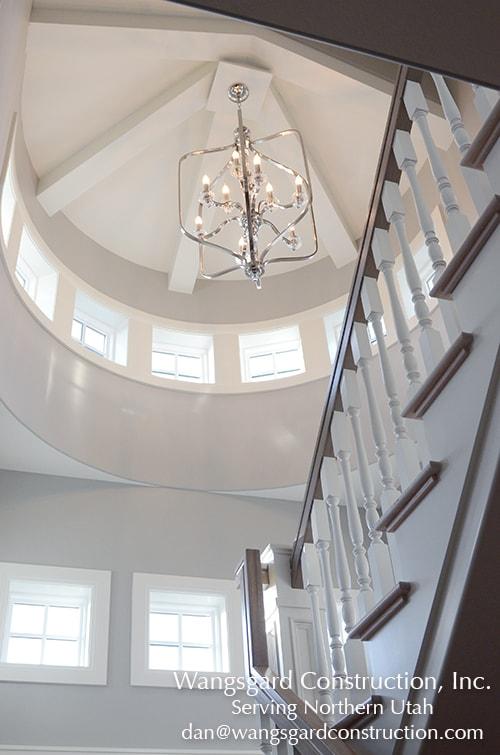 Beautiful! Lots and lots of finish carpentry ideas from Mariel's husband, a Utah finish carpenter!