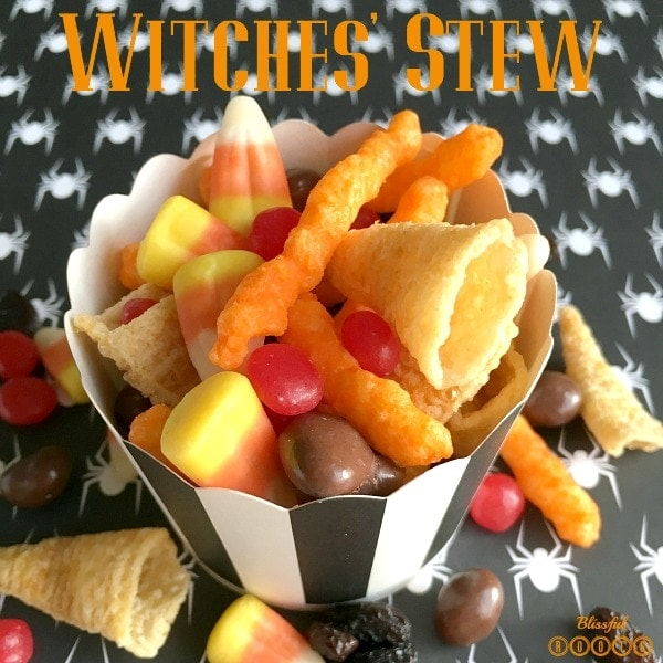 Witches' Stew: A Fun Halloween Themed Treat!