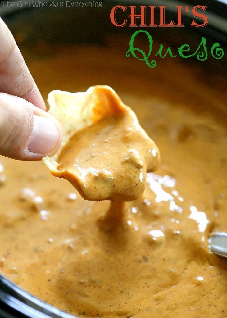 Chili's Copycat Queso Dip Recipe