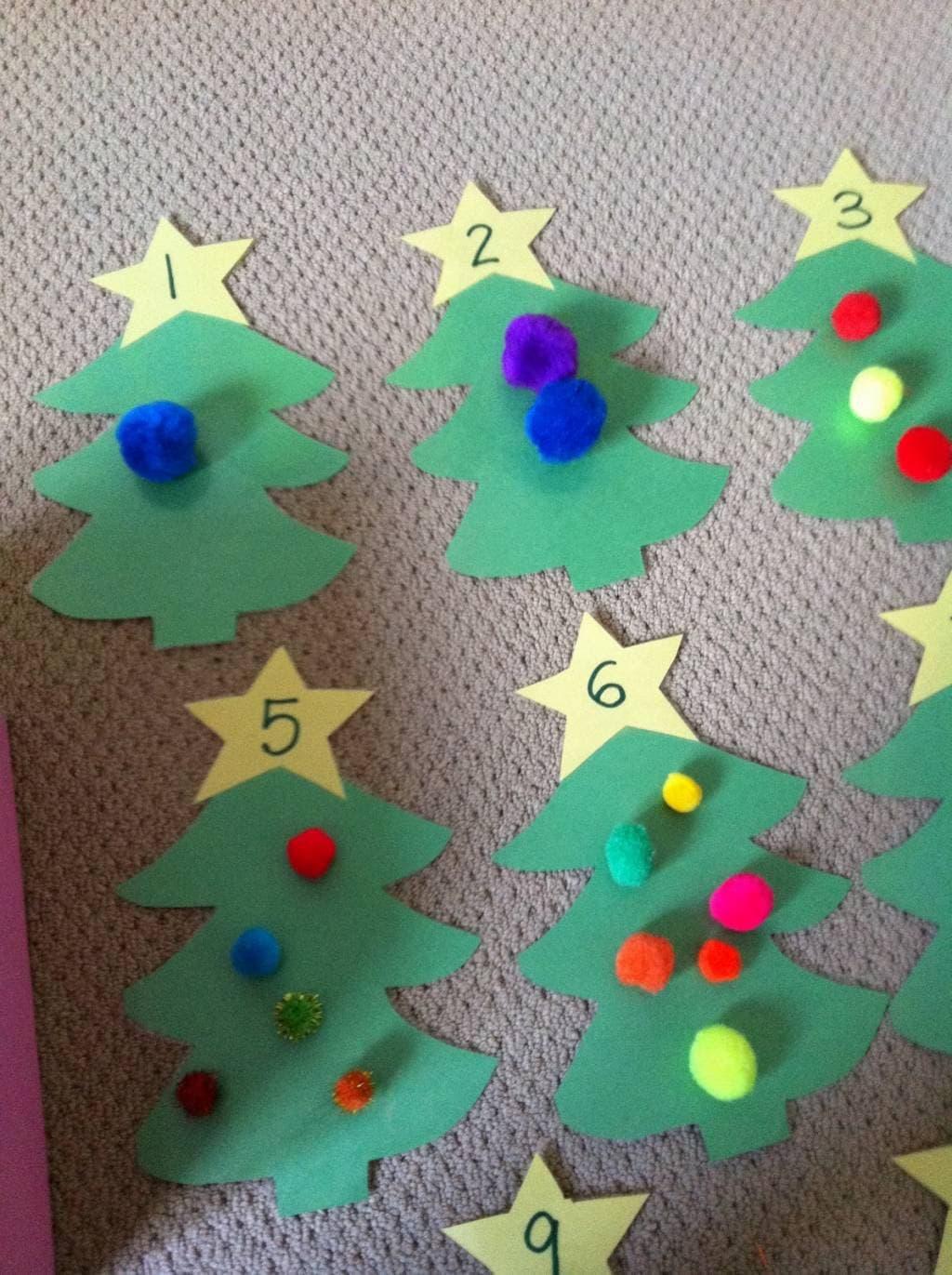 Stars Day 3 12 Days Of Christmas Family Fun