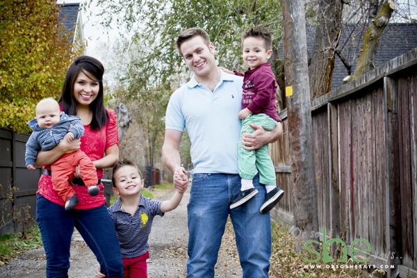 Sariah-tate-family