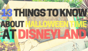 It's already that time again! Halloween Time at Disneyland! Kimberly has all you need to know about Disneyland during Halloween Time in today's post. Get the run down on www.orsoshesays.com.