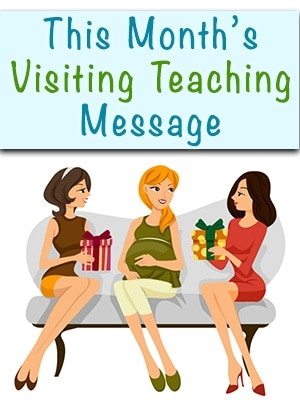 December 2017 Visiting Teaching – A Free Printable to Share! (she: Jeri)